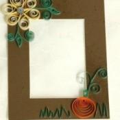 Making Decorative Photo Frames