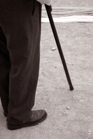 Using a Cane