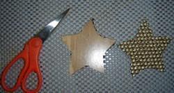 Cutting stars.