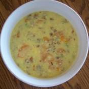 A Lemon Jello Salad