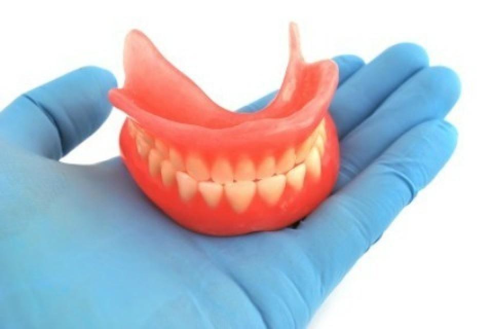 Wearing New Dentures | ThriftyFun