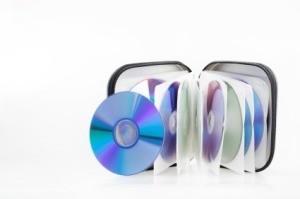Storing CDs