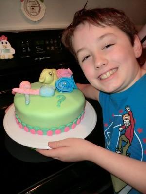 uncut reveal cake