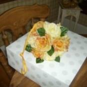Crafts Using Silk Flowers