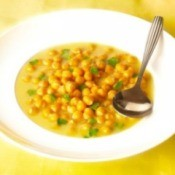 Garbanzo Bean Soup
