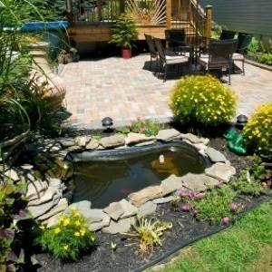 Installing a Preformed Garden Pond | ThriftyFun