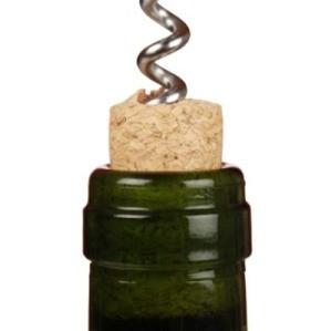 Open Bottle of Wine