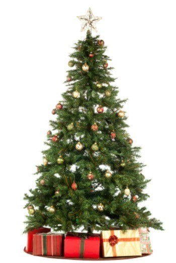 artificial christmas tree - How To Fix Pre Lit Christmas Tree Lights
