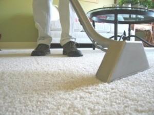 Pollen Stains on Carpet