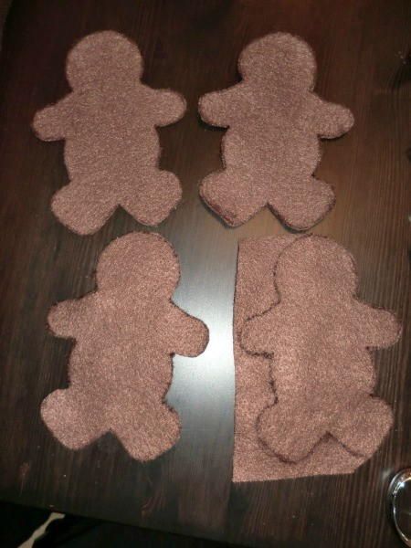 cut out gingerbread men