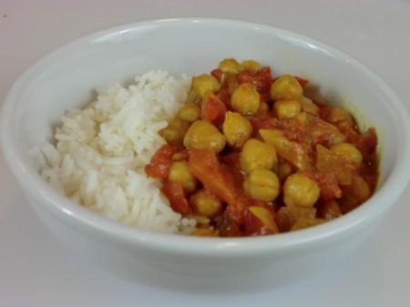 finished chickpea masala 1