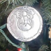 Aluminum Ornament