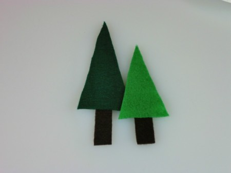 cut out trees