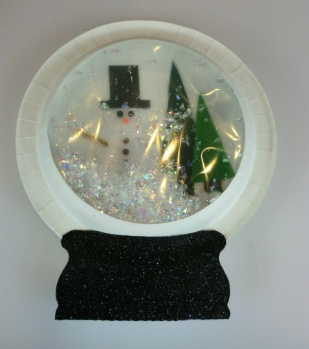 finished snow globe 2