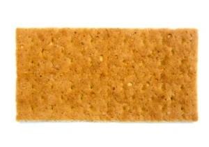 A graham cracker.
