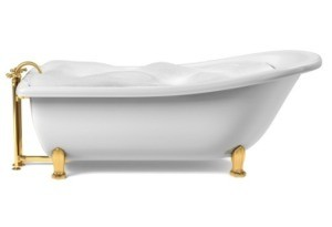 Overflowing Tub