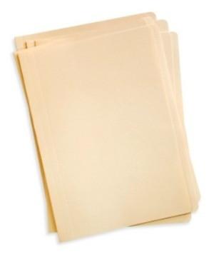 Reusing File Folders