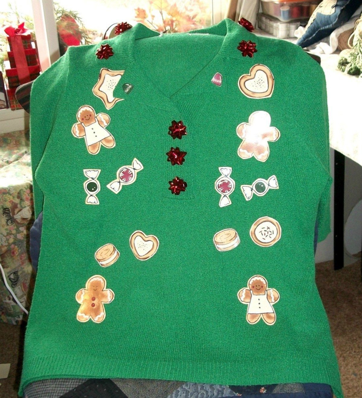 Ugly Sweater Party Ideas | ThriftyFun