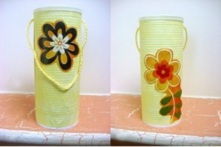 Crafts Using Pringles Cans Thriftyfun