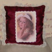Making a Picture Pillow