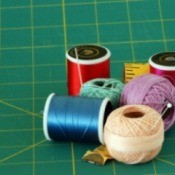 Organizing Sewing Notions