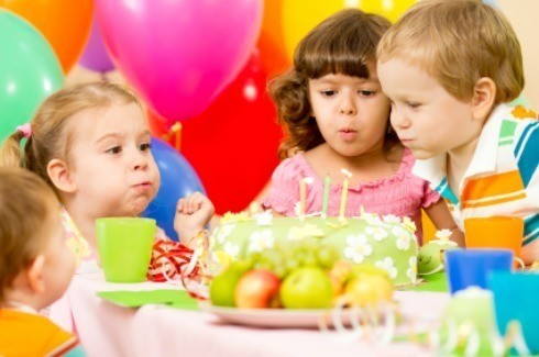 2 Year Old Birthday Party