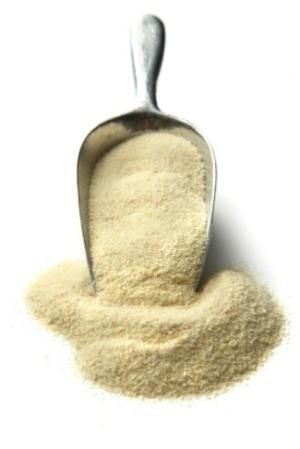 Making Garlic Powder