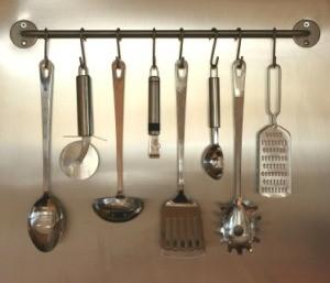 Keeping Kitchen Tools Handy