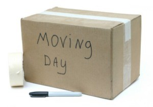 Saving Money on Moving Boxes