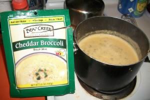 Bear Creek Cheddar Broccoli Soup Mix