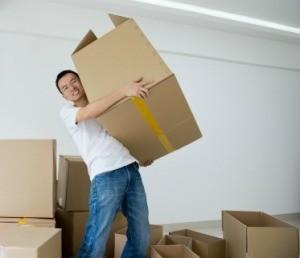 Lifting a Heavy Box