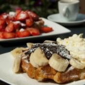 Banana Waffle Recipes