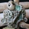 Clay Octopus