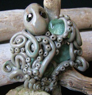 Clay Octopus Craft