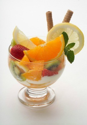 Homemade Fruit Cup