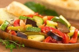 Seasoned Vegetable