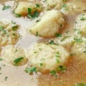 Homemade Dumpling
