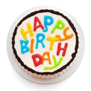 Birthday Cake Tips
