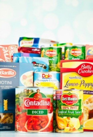 Stocking a Basic Pantry