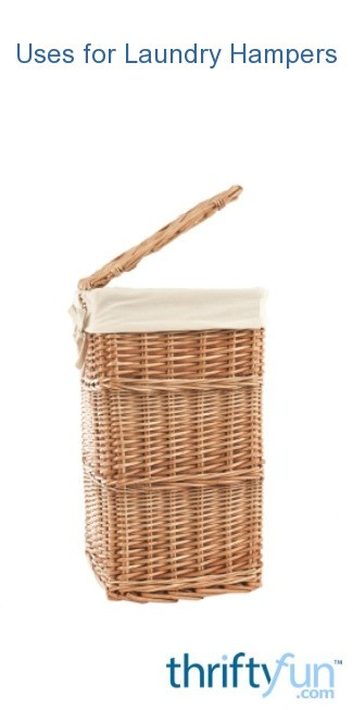 Uses For Laundry Hampers Thriftyfun