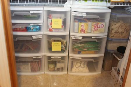 pantry drawers