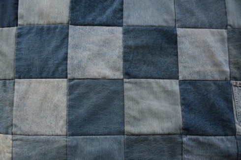 Blue Jeans Quilt Ideas Thriftyfun