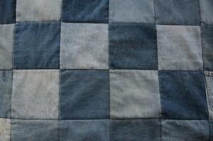Blue Jeans Quilt Ideas
