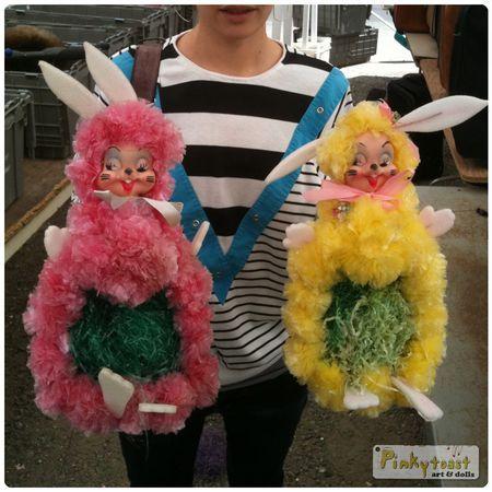Example of bunny basket.