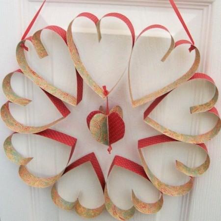 Valentine's Day Wreaths