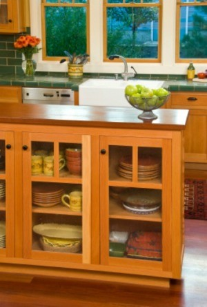 Organizing Serving Dishes