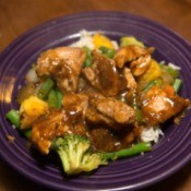 Teriyaki Chicken and Pineapple Stir Fry - Teriyaki Chicken