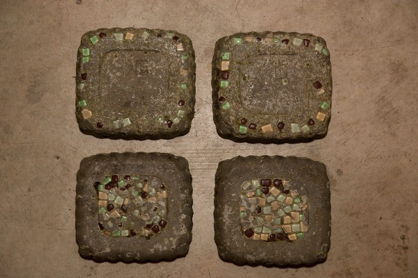 Finished Stepping Stones