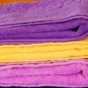 Dyeing Bath Towels