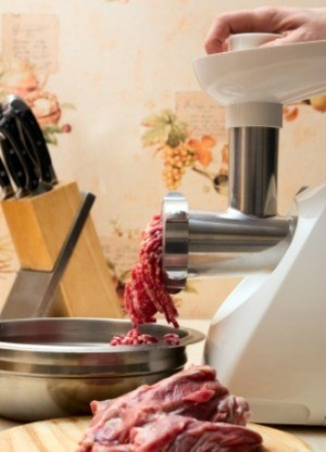 Using a Meat Grinder